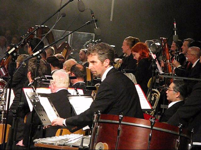 Orchester Percussion