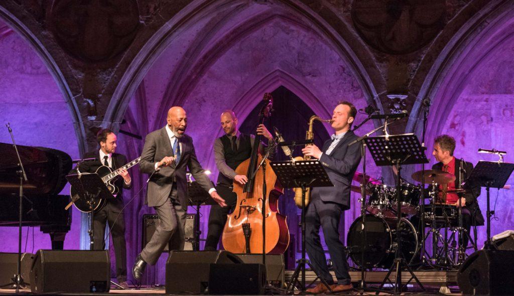 Dwight Thompson Konzert in Frankreich