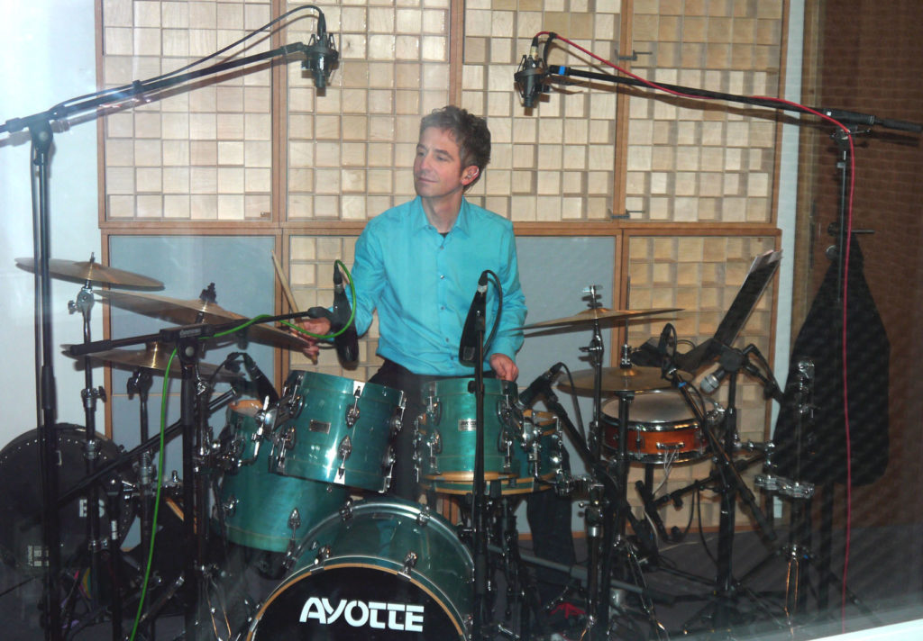 Recording @ Greve Studios