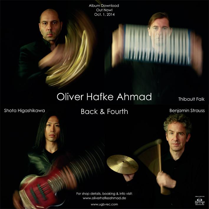 Oliver Hafke Ahmad CD